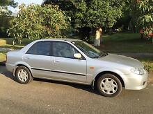 2002 Mazda 323 Sedan Oatlands Parramatta Area Preview
