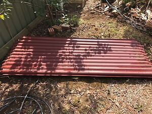 20 x Colorbond corrugated roof sheets Seven Hills Blacktown Area Preview