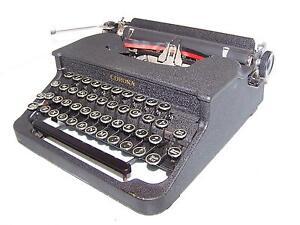 electric typewriter ebay. Black Bedroom Furniture Sets. Home Design Ideas