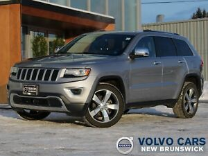2015 Jeep Grand Cherokee Limited 4X4 | HEATED/COOLED LEATHER...