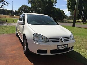 2008 Volkswagen Golf TDi EDITION $6790 ( 1 OWNER, FULL BOOKS) Leederville Vincent Area Preview