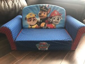 Paw Patrol mini couch