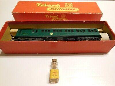 Triang SR Suburban motor coach 3 sub set R156/223/225 - c1960s Boxed