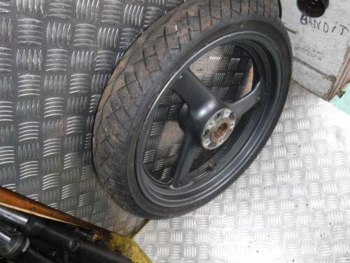 Suzuki GS500 Front Wheel