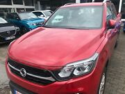 Ssangyong Musso Grand Sapphire 2.2D 6AT 4WD Sofort!