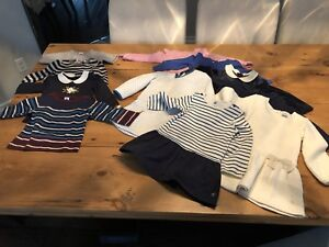 Toddler girl clothing lot - winter 2T