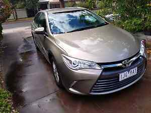 2016 Toyota camry altise St Albans Brimbank Area Preview