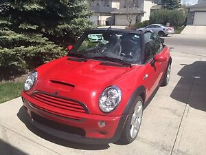 2007 Convertible Mini Cooper S Turbo