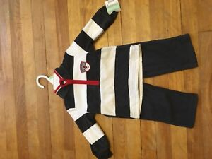 Boys 2 piece carters outfit