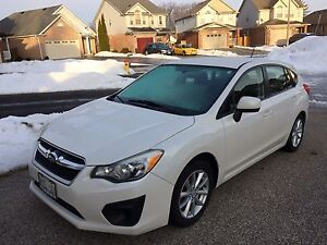 2012 Subaru Impreza Touring 5 door hatch