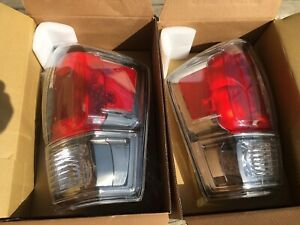 Toyota Tacoma limited 3rd gen tail lights.