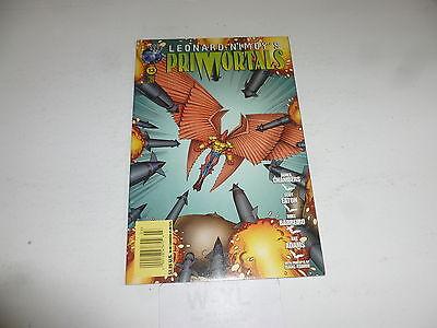 LEONARD NIMOY'S PRIMORTALS Comic - Vol 1 - No 13 - Date 03/1996 - Tekno Comix