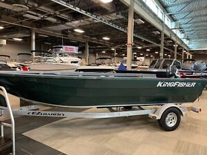 2019 Kingfisher Boats 1825 Warrior Tiller