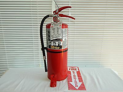 Fire Extinguisher - 10lb Abc Dry Chemical Nice