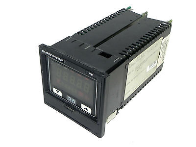 Eurotherm 818s Temperature Controller Digital Display