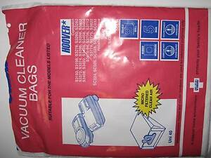 Vacuum cleaner bags - quantity 4 Merewether Newcastle Area Preview