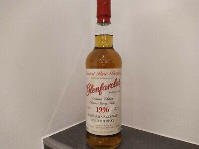 Glenfarclas 1996 0,7 L. 46 % Highland Single Malt Olorosso Sherry Cask Premium