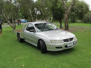 Holden One Tonner  2005  VZ C/DORE  UTE. Rego  1SQ 9IL Manual 6 Speed Colac Colac-Otway Area Preview