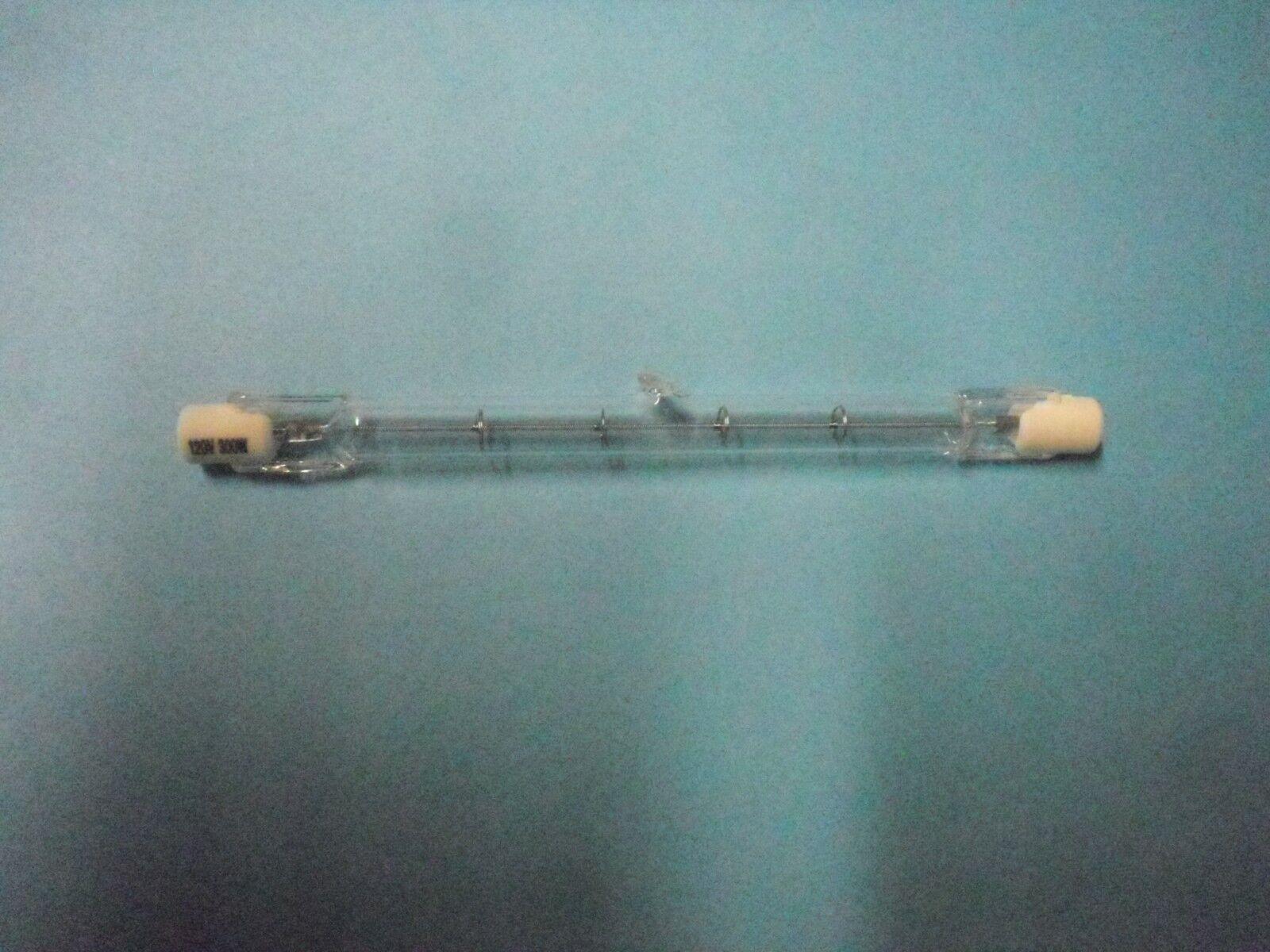 10  HALOGEN TUNGSTEN LIGHT BULB 120V 300 WATT J TYPE T3