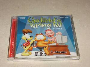 Garfield's Typing Pal Elizabeth Grove Playford Area Preview