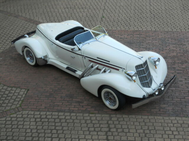 Replica/Kit Makes : Other 1936 AUBURN SPEEDSTER BOATTAIL ROADSTER, AMAZING CONDITION