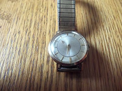 Vintage Longines Mystery Dial Mens Wrist Watch