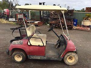 Golf Cart Yamaha Petrol Horsley Park Fairfield Area Preview