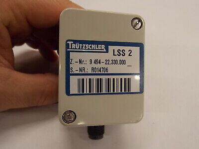 New Trutzschler Light Bar Sensor Lss2 9494-2233-0000  K3