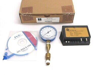 Ge Sensing Pressure Transmitter T30-01e-b-15017 W Gauge
