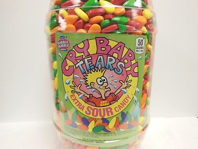 Cry Baby Tears Dextrose Candy 1LB (453g) Concord ()