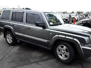 Wrecking 2007 Jeep Commander Keilor East Moonee Valley Preview