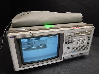 Used Hewlett Packard 1663cs Logic Analyzer And Oscilloscope 6d