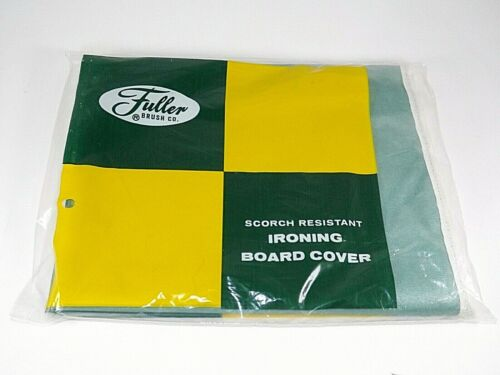 Fuller Brush Co. Ironing Board Cover Aluminum & Silicon Scorch Resistant NOS New