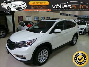 2015 Honda CR-V EX-L EX-L| 4WD| LEATHER| SUNROOF