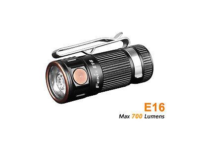 Fenix E16 EDC Schlüsselbund Taschenlampe Cree XP-L HI LED 700 Lumen Neu OVP 700 Lumen Led