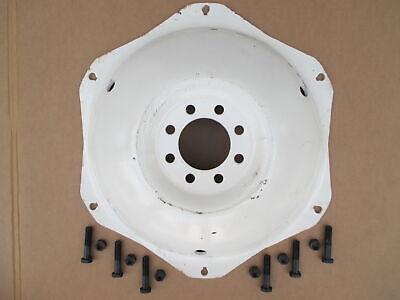 Rear Rim Wheel Disc Center For 28 Or 32 In Tractor Rims Whardware John Deere