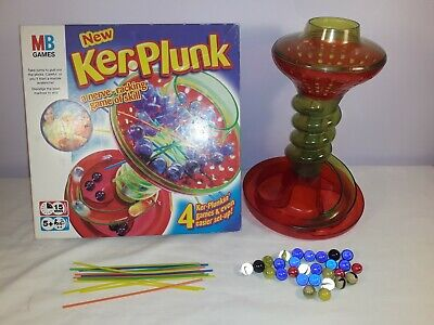 Used, Ker-Plunk Children's Game by MB Games - Incomplete for sale  Shipping to Nigeria