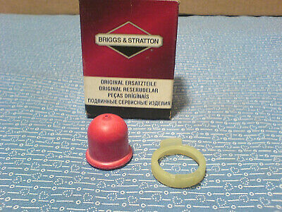 BRIGGS & STRATTON ENGINE CARBURETOR PRIMER BULB. 694395 *NEW OEM PART* L-8