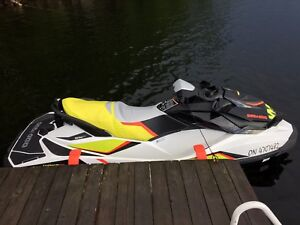 2015 Sea Doo Wake 155 with Triton trailer. Only 38 hours.