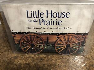 Little House on the Prairie Complete DVD Collection