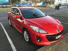 2012 Mazda 3 SP25 Docklands Melbourne City Preview
