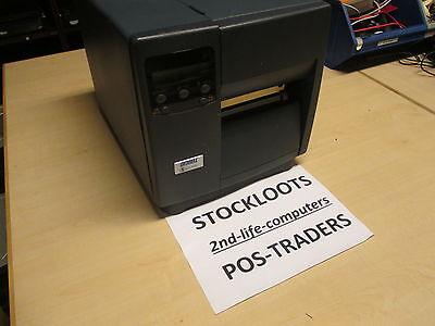 Datamax 4206 DMX-i-4206 Direct Thermal Transfer Label Printer Par Ser 43169 Inch