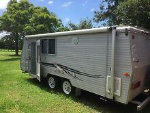 Coromal 2004 Excel 545 Pop top caravan Milton Shoalhaven Area Preview
