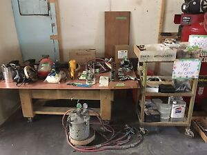 Tool and Warehouse sale