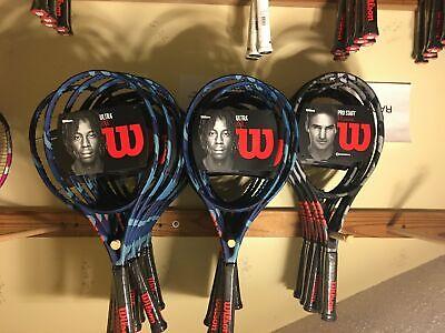 Wilson Ultra 100L Tennis Racquet 3/8 grip