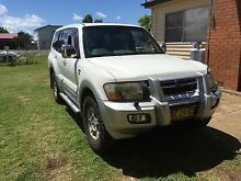 2000 Pajero exceed South Guyra Guyra Area Preview