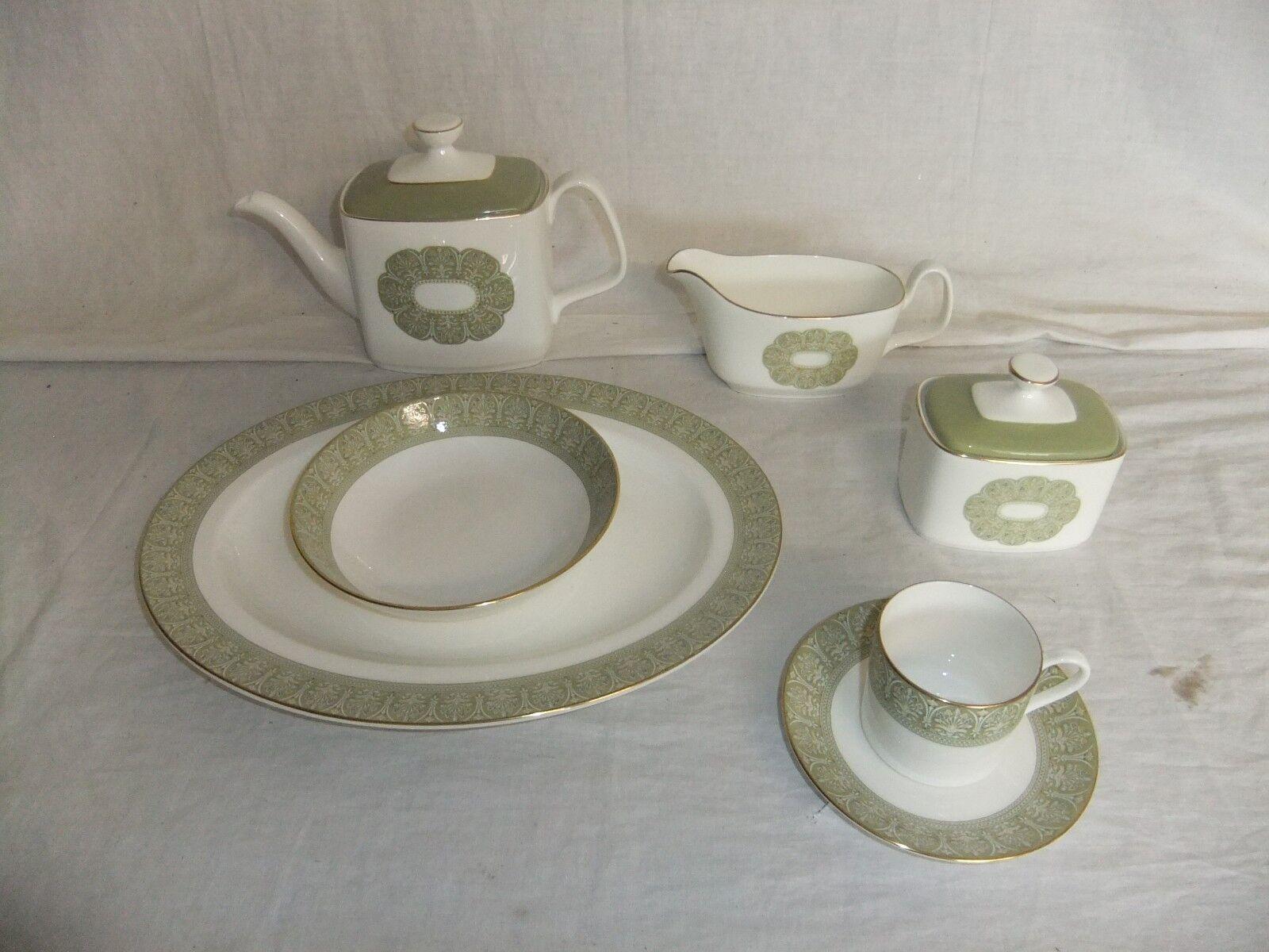 C4 Porcelain Royal Doulton Sonnet 3D7C