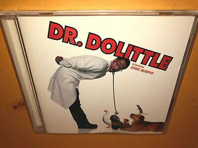 DR DOLITTLE soundtrack CD sugarhill gang 69 BOYZ timbaland AALIYAH ginuwine OST, used for sale  Simi Valley