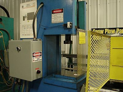 Tox-pressotechnik Press 20 Ton Hydraulic Press Punch Stamp Crimp