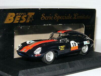 Best PROM10 Jaguar E-Type Coupe III Trofeo Ascari 1993 #19 1/43